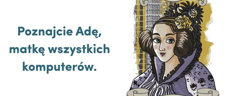 ada lovelace autorka pierwszego algorytmu programowanie matematyka